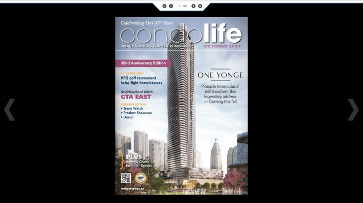 Your new condo search starts here!  Read our free, 32nd anniversary edition, at this link http://digitalcondolife.myhomepage.ca/2017/October/?1 and use builder ads, editorials and our colour coded maps and detailed amenity charts to 600+ new condos! Plus, visit us online at http://myhomepage.ca/condolife/ where you can search for anything 'condo' related and find what you need quickly and easily!