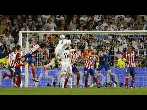 10º Copa de Europa Real Madrid 4-1 Atlético de Madrid (2014)