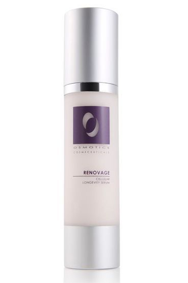 Osmotics Renovage Longevity Serum is a serious anti-aging serum, which restores healthier more youthful skin. It also promotes collagen.