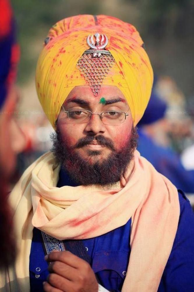 Sikh Turban Competition: