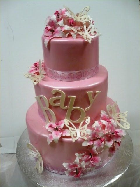 Find This Pin And More On Baby Shower Cakes By Bonkieb.