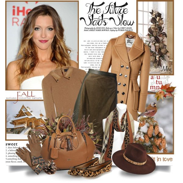 """Autumn Colorful Nature"" by thewondersoffashion on Polyvore"