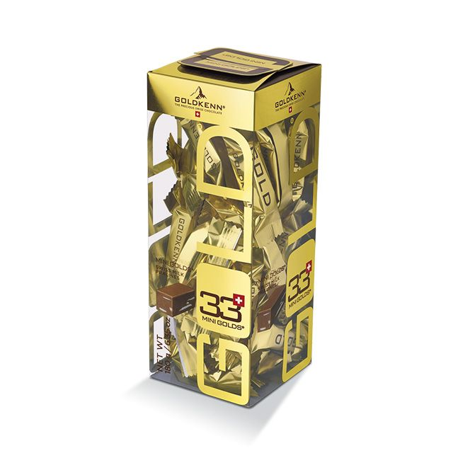 Goldkenn, 33 Mini Golds