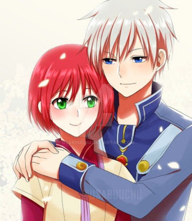 Akagami No Shirayuki Hime Snow White With The Red Hair Anime Red Hair