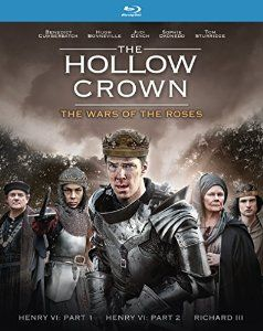 Amazon.com: The Hollow Crown: The Wars of the Roses [Blu-ray]: Sophie Okonedo, Benedict Cumberbatch, Judi Dench, Hugh Bonneville, Sally Hawkins, Keeley Hawes, Tom Sturridge, Adrian Dunbar, Geoffrey Streatfeild, Stuart McQuarrie, Sam Troughton, Lucy Robinson, Ben Daniels, Samuel West, James Fleet, Stanley Townsend, Kyle Soller, Phoebe Fox, Michael Gambon, Anton Lesser, Ben Miles, Jason Watkins, Philip Glenister, Andrew Scott: Movies & TV