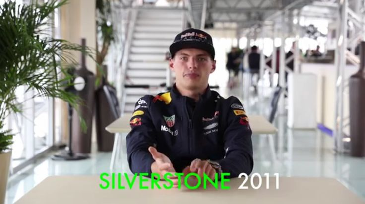 Red Bull Racing - How Well Do You Know Your Team Mate Quiz With Max Verstappen (VIDEO)
