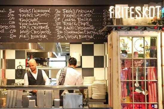 Frites uit Zuyd - Ceintuurbaan Amsterdam