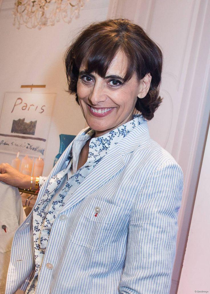 Ines de la fressange lance sa collection capsule chez - Chez ines de la fressange ...