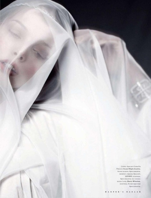 Tanya Dziahileva by Danil Golovkin