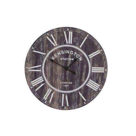 Kensington wall clock £79 #clock #rustic