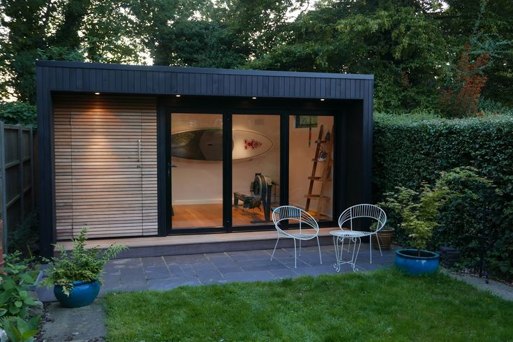 office in my garden: We build Garden Offices,Outdoor Rooms and Summerhouses in North London