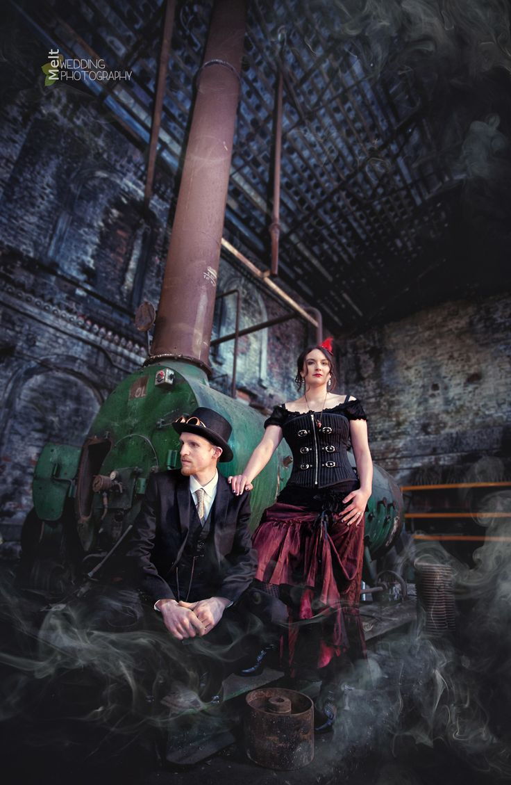 Love a good themed wedding..and there's nothing like a bit of #Steampunk!!  One of my favs from Chrissi & Jimmy's wedding.  http://www.weddings.meltnz.co.nz/galleries/15