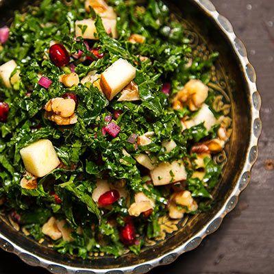 A Breakfast Kale Salad Recipe from Zahav Chef Michael Solomonov