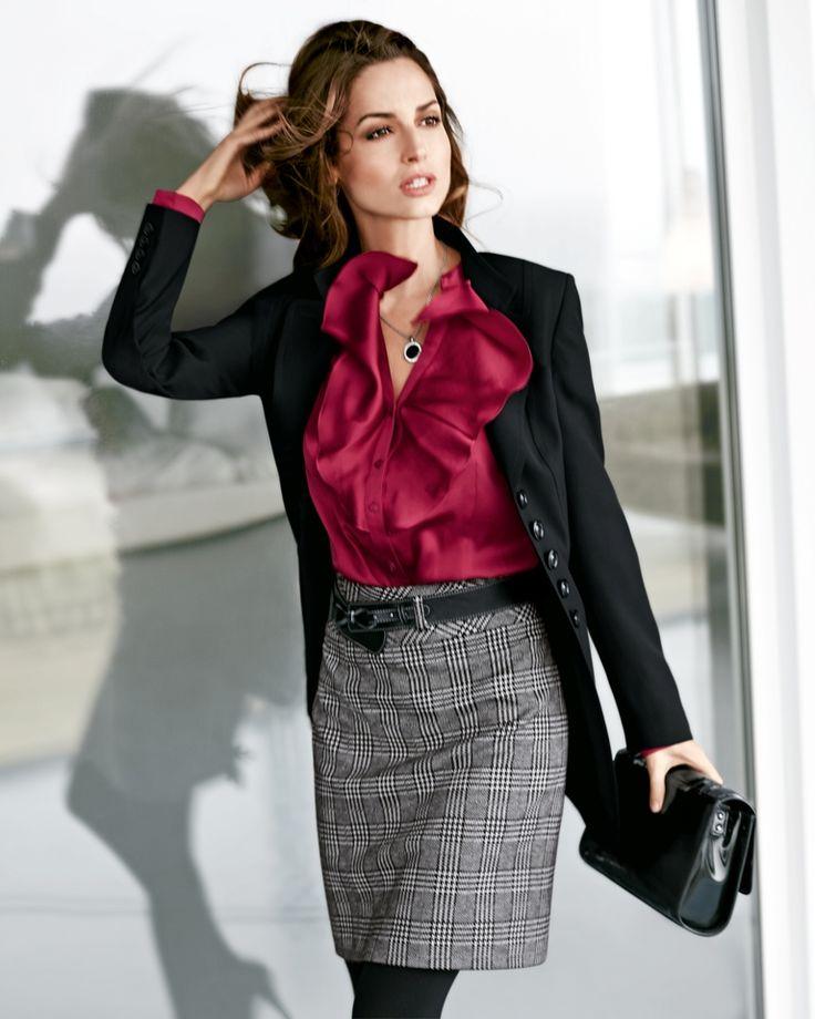 Ariadne Artiles for Gerry Webber Fall/Winter 2012-13