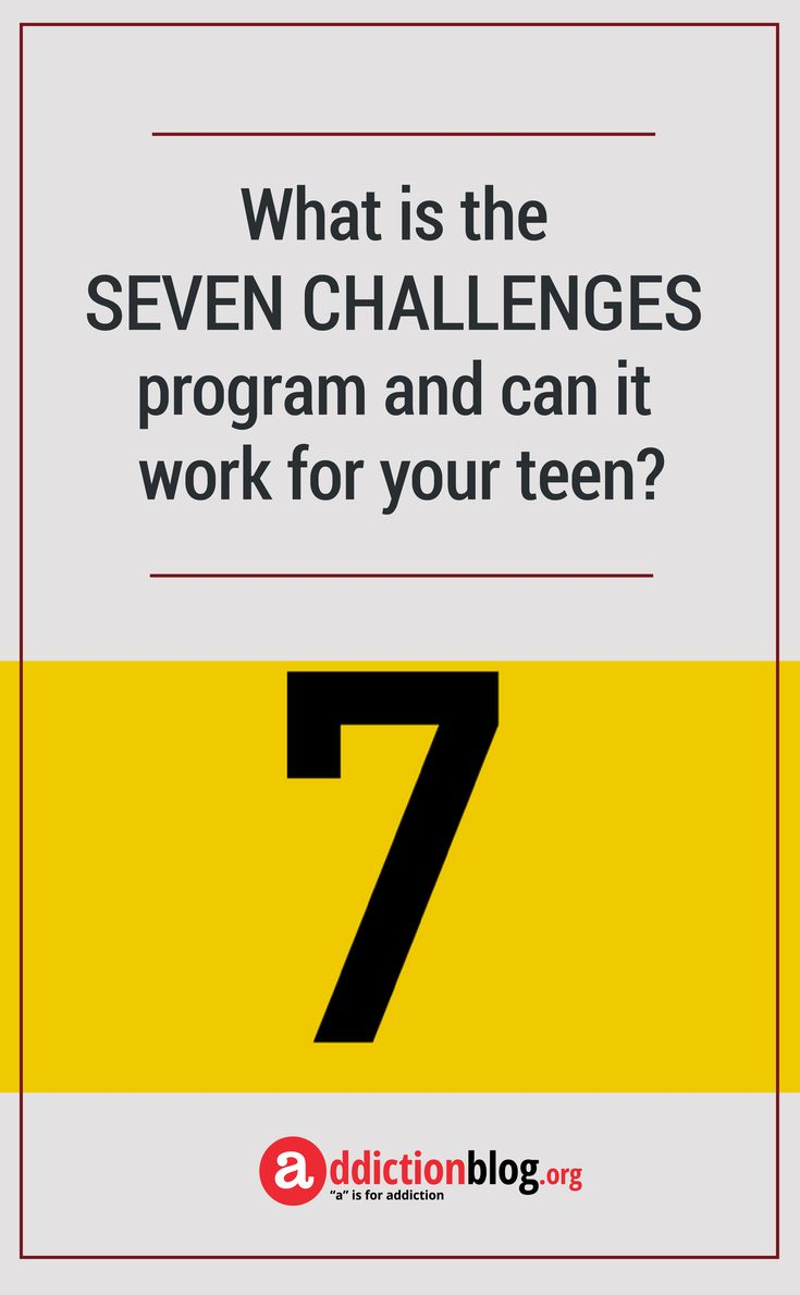The Seven Challenges is an innovative method that is taking a look at the decision process from a teen's perspective. Read our #addiction #interview with Rebecca Danis, Clinical Director of the  Substance Abuse Program at Youth Evaluation and Treatment Centers in Phoenix, AZ. to get some insights about The Seven Challenges Program, a nationally recognized curriculum that focuses on personal empowerment.  'a' is for Addiction | Addiction Blog