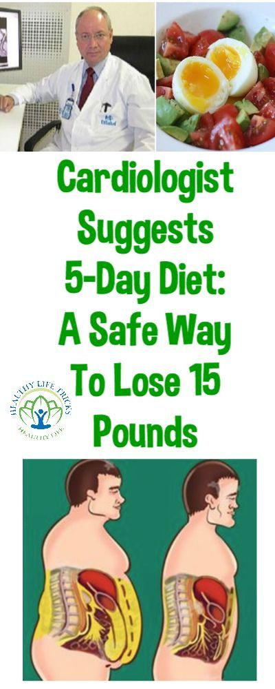 how to lose 15 pounds fast