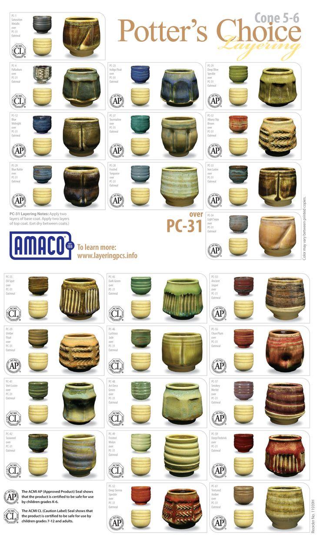 Amaco PC 31 Oatmeal