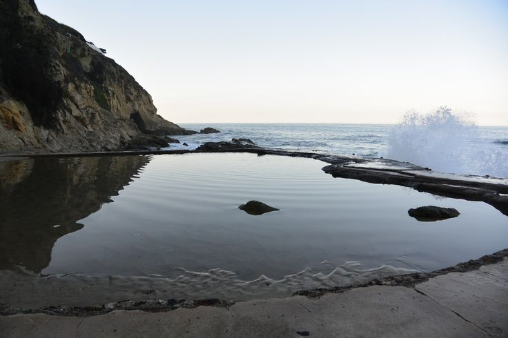 Thousand Steps Beach, Laguna, CA