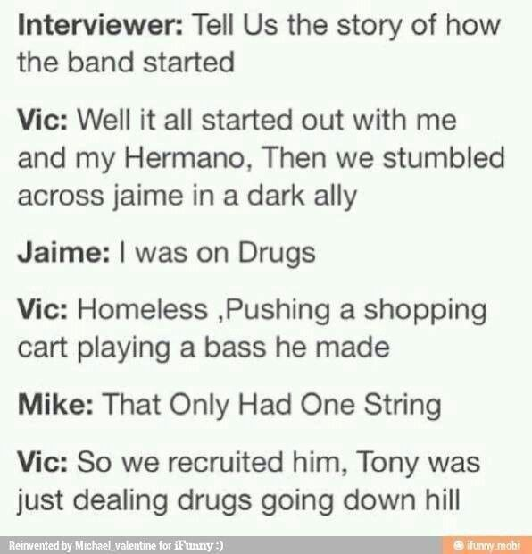 people, I give you Pierce the veil