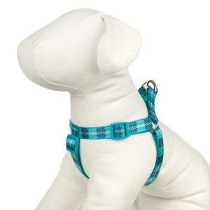 Top Paw® Plaid Step-In Adjustable Dog Harness | Harnesses ...