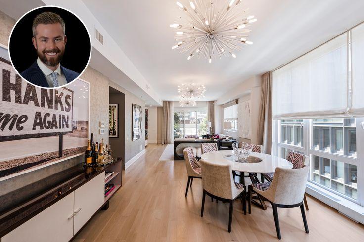 Where Power Brokers Live: A Sneak Peek into Ryan Serhant's Hudson Square Penthouse