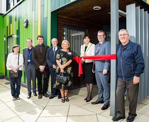 JMA Shalcross Court. £1.3m Makeover for LMH Over 55s Development in Everton