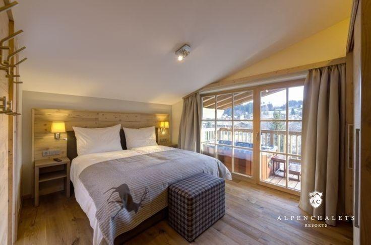 Luxuriöse Wellness-Apartments in Kirchberg - Hüttenurlaub in Kitzbüheler Alpen mieten - Alpen Chalets & Resorts