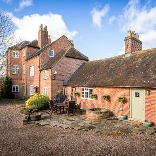 Robbie Savage's Alcester, Warwickshire £1,650,000 home