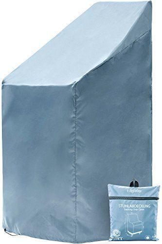 Chefarone Gartenstuhl Abdeckung Wasserabweisende Schutzhulle Fur