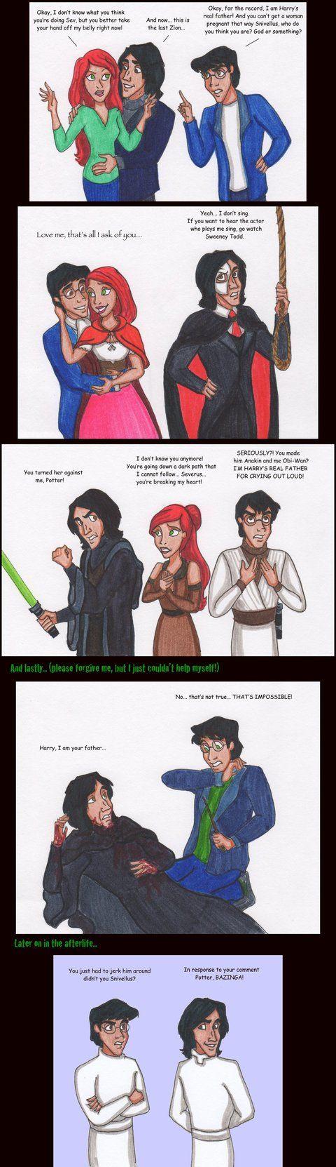 Snape meme part 6 by DKCissner on DeviantArt