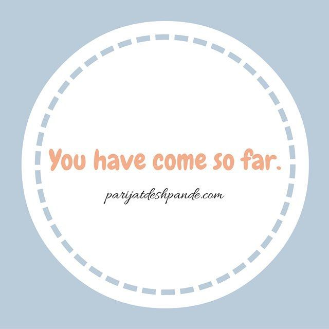 No matter how long you have left in your pregnancy, take a moment and reflect on how far you've already come. You're doing great! #pregnancy #highriskpregnancy #bedrest #hospital #perinatalwellness #perinatalwellnesscounseling #tip #wellness #anxiety #blues #hope #motivation #momtobe #baby