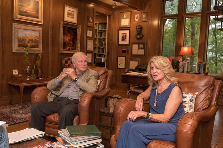 A Conversation on Philanthropy With Becky and Spence Wilson