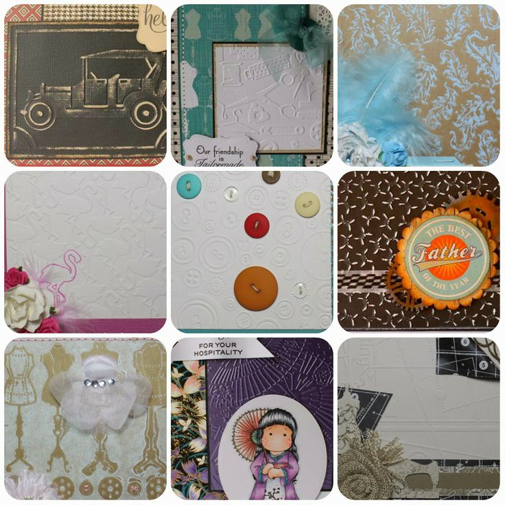 Couture Creations: CHA 2014 Reveal and Giveaway Day 7 | #couturecreationsaus #embossingfolders #scrapbooking #cardmaking #papercrafting