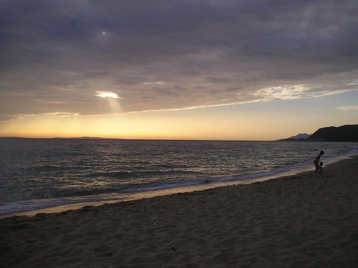 Vrahos beach,Preveza,Epirus,North Greece