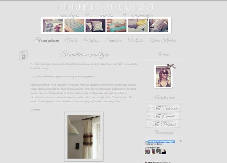 Hafija's Blogger Design: Power Projekt