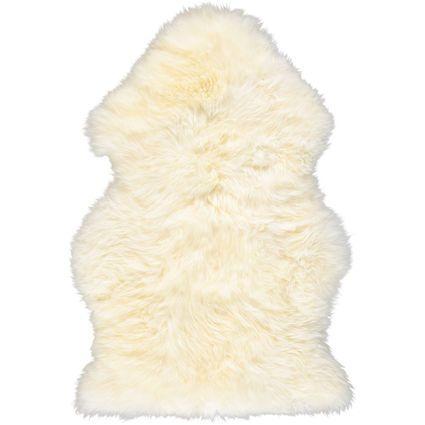 White Lambskin Rug