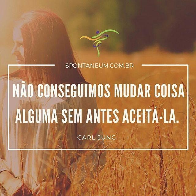 """Spontaneum Brasil on Instagram: """"A condenação não libera, oprime."""" - Carl Jung…"""