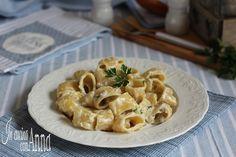 La pasta alla Norcina è un primo piatto veloce,semplicissimo da preparare,saporitissimo e che conquista al primo assaggio...