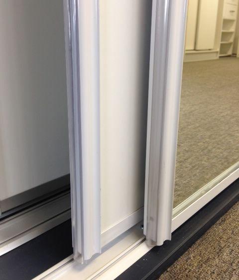 Whisper Smooth Sliding Doors - Regency Sliding Wardrobe Doors