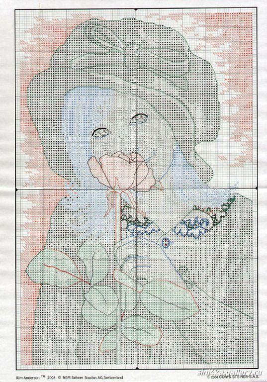 Apenas Cross Stitch Patterns (p. 381) | Artesanato de Aprendizagem é facilisimo.com