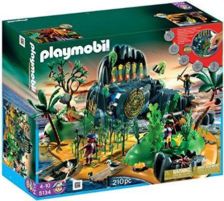 Playmobil 5134 Pirates Adventure Treasure Island