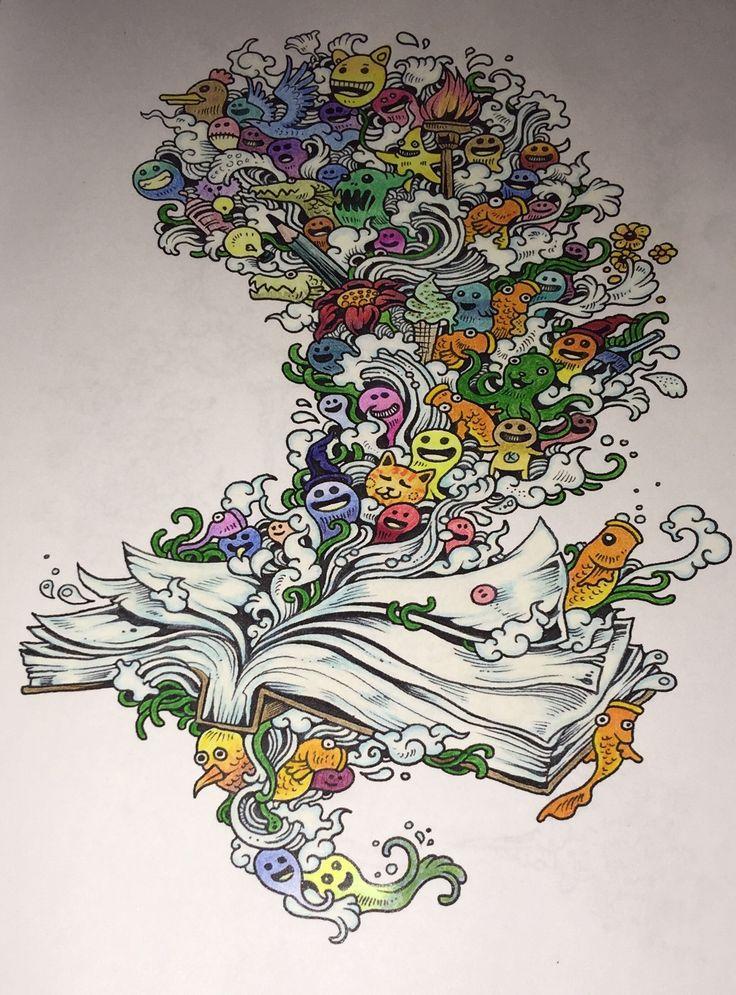 Doodle invasion - Kerby Rosanes