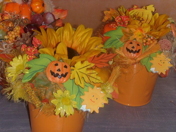 őszi asztaldíszek a www.otletdekor.unas.hu oldalon