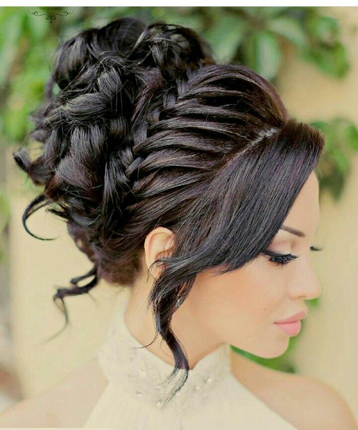 OMG.... how pretty... but could we make it happen with my short hair?