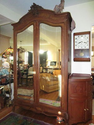 17 best images about armoires on pinterest shop by for Armoire chambre style colonial