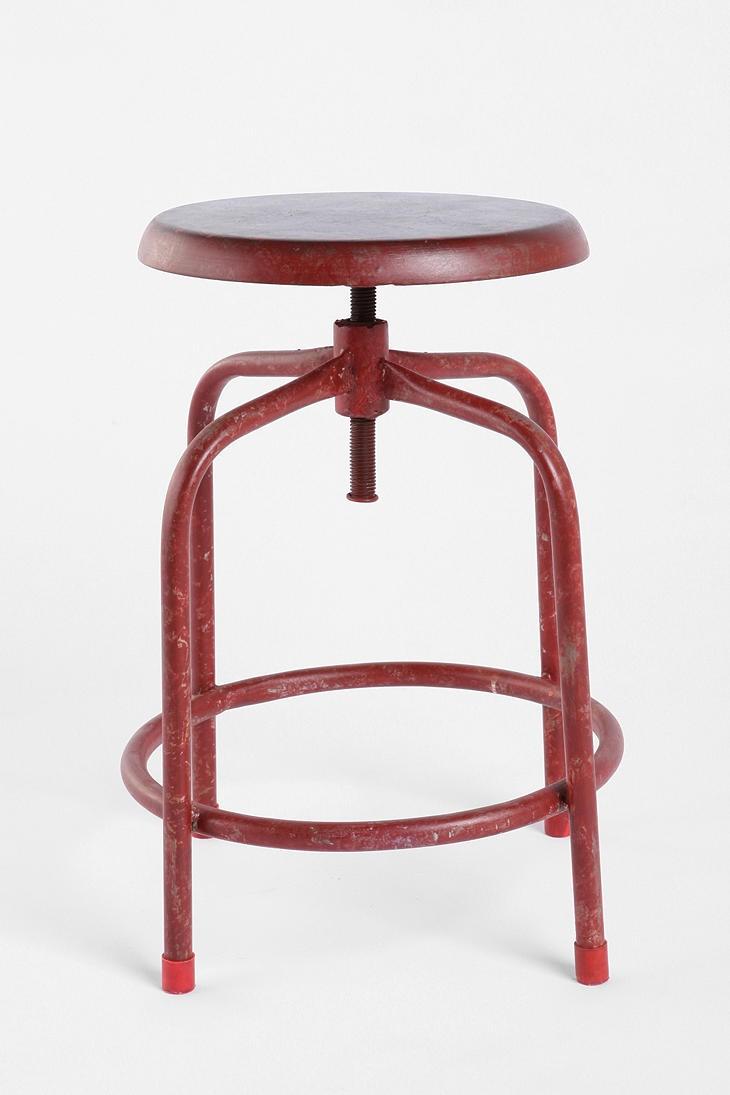 reclaimed metal industrial stoolMetals Industrial, Catalog, Reclaimed Metals, Industrial Chic, Industrial Stools, Heavy Metals
