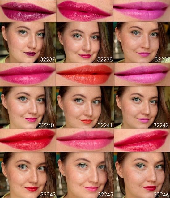 Be Butterfly: Неоновые губные помады Oriflame The ONE 5-в-1 Colour Stylist Lipstick Intense Collection