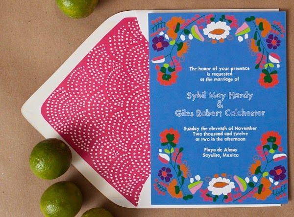#otomi #wedding #invitation by Vigilante Paper   via PLY: The Ultimate Paper Blog