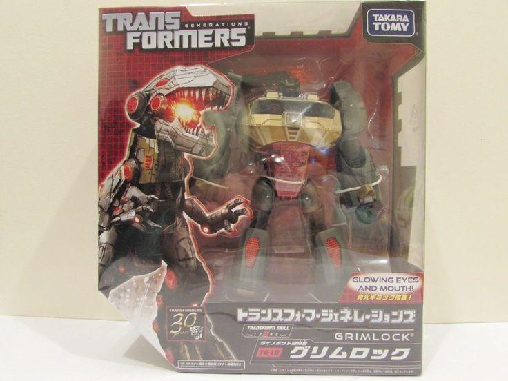 Transformers Generations Grimlock TG-19 Takara Tomy Japan Toy