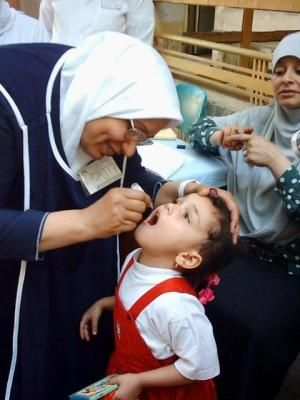 CIDRAP - Another child in Raqqa, the ISIS-held city in Syria, is paralyzed after   being infected with vaccine-derived polio virus, according to the World   Health Organization (WHO). This is the second case in Raqqa reported in   recent weeks. To date, there have been 24 cases of type 2   vaccine-derived polio in Syria this year.